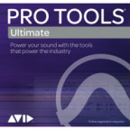 Avid Pro Tools | Ultimate Annual Subscription - Renewal (Electronic Delivery)