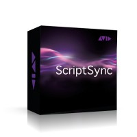 Avid Media Composer Perpetual | ScriptSync Option NEW (Electronic Delivery)