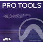 Avid Pro Tools 1-Year Software Updates + Support Plan NEW (Electronic Delivery)