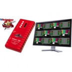 Decimator DMON-12S: 12 Channel Multi-Viewer w/ HDMI, SDI Outputs for 3G/HD/SD