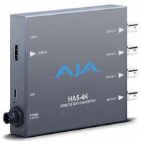 AJA HA5-4K demo