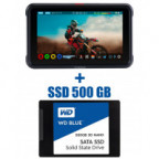 Atomos Ninja V + SSD Western Digital 500GB в подарок