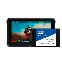 Atomos Ninja V + SSD Western Digital 1TB со скидкой 50%