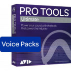 Avid 128 Voice Pack - Annual Subscription