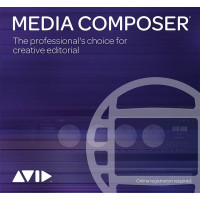 Avid Media Composer | Cloud VM Option 1-Year Subscription NEW