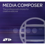 Avid Media Composer | Cloud VM Option Floating 1-Year Subscription NEW (5 Seat)