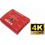 DECIMATOR 12G-CROSS 4K HDMI/SDI Cross Converter with Scaling and Frame Rate Conversion