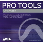 Avid Pro Tools | Ultimate 1-Year Subscription NEW EDU (Electronic Delivery)