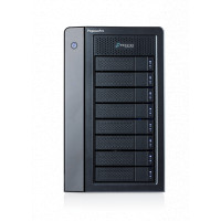PROMISE PegasusPro R8 15.36TB (8 x 1.92TB SSD)