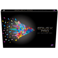 Grass Valley EDIUS X Pro Jump 2 Upgrade (Crossgrade) from other Editing Solution