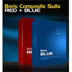 Boris Composite Suite (Bundle of Blue and Red) Win