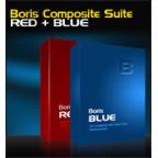 Boris Composite Suite (Bundle of Blue and Red) Win
