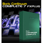 Boris Continuum Complete 7 FxPlug (Download)