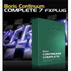 Boris Continuum Complete 7 FxPlug (Download)