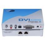 Gefen EXT DVI and Digital/Analog Audio signals (EXT-DVI-AUDIO-CAT5)