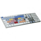 Logic Avid Media Composer Ultra Thin Alu Keyboard (Mac)